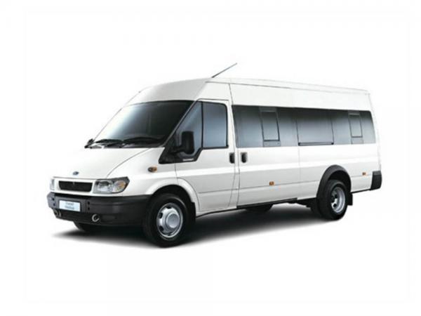 17 Seater Mini-Bus