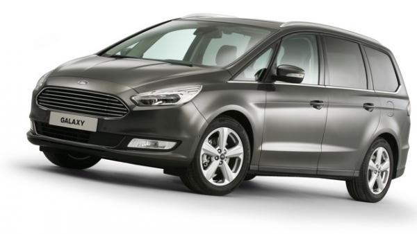Ford Galaxy/VW Sharan