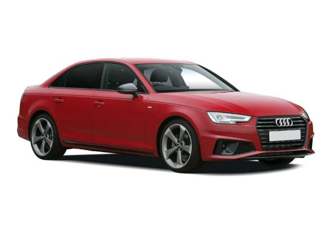 Audi A4 short term car lease